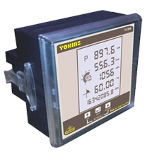 Vaf,Multifunction,Panel Meter
